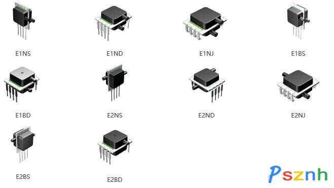 DLVR系列低电压数字压力传感器10