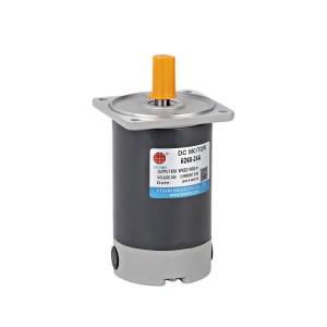 60W24V直流电机 3000转铝壳电机 雨田电机
