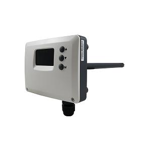 AHT系列风管型温湿度传感器