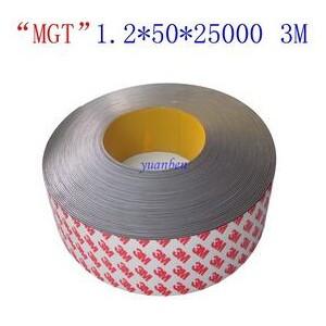 源本磁电厂价供应MGT-50-25轨道磁条 磁导航引导磁条