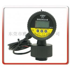 厂家直销PP隔膜式数显远传压力表PP数显式隔膜表数字压力表