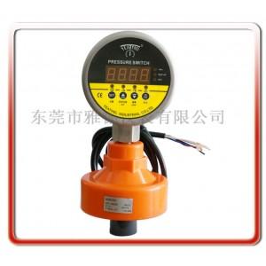 厂家直销PP隔膜式数显电接点压力表数字智能控制隔膜压力表