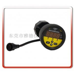 优质供应轴向PP隔膜式数显压力表数显电接点压力表