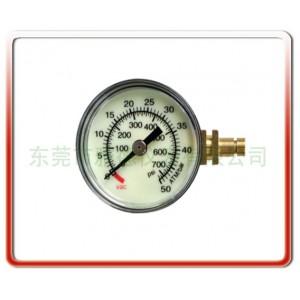优质供应40MM医疗表球囊扩张泵压力表医疗表医疗设备用压力表