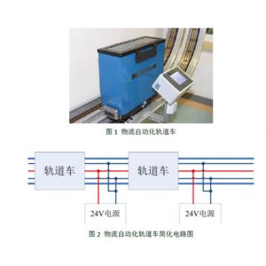 PULS普尔世电源应用于医院物流自动化轨道车