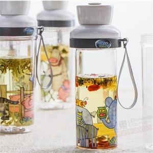 成丰印刷供应玻璃杯花纸各类低温水贴纸水转印水标水印纸加工