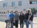 """中国机械工业企业管理协会对巨能机器人进行了""""管理进步示范工程""""企业考察调研"""