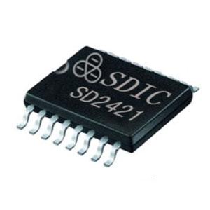 SD2421 完整环路供电型4-20mA DAC