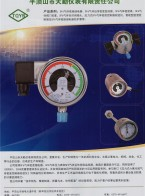 平顶山市天勤仪表有限责任公司       SF6气体密度继电器  SF6气体远传密度监视器   SF6气体密度表 (1)