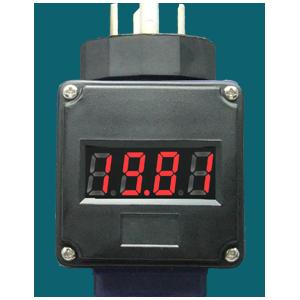 三线制电压变送信号LED数显表