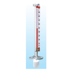 UHD-3000F 全防腐顶装式磁翻柱液位指示器衢州柯化