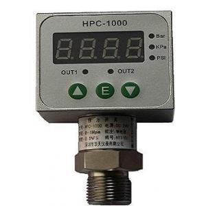 PM-1000数显压力表