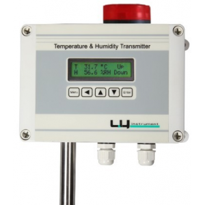 LY60B 壁挂式温湿度仪