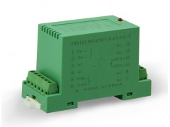 支持差分信号输入,压力应变桥传感器