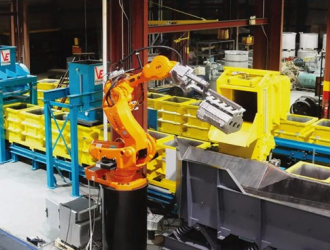 工业机器人将突破智能制造模块成为衡量一个国家制造业水平和科技水平的重要标志