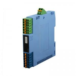 宇电供应热电偶输入温度变送隔离安全栅
