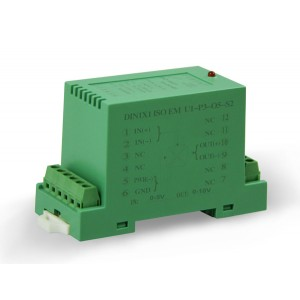 差分信号采集低成本变送器