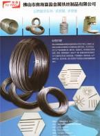 佛山市南海富盈金属铁丝制品有限公司 线材类 螺丝钉线 金属制品 铁丝制品 (1)