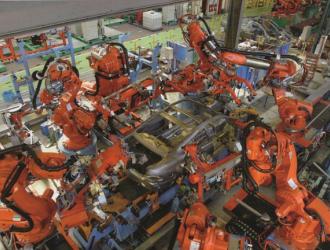 工业机器人市场将持续旺盛,预计到2020年国内市场规模有望扩大至59亿美元
