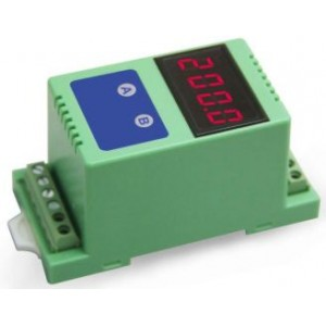 PWM脉冲调宽信号隔离显示控制变送器