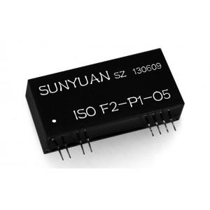 频率信号(FV/ FI转换)隔离变送器IC.