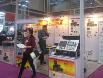广东台松精彩亮相广州国际工业自动化展
