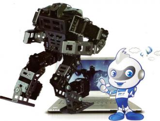 以后一觉醒来机器人正在给你快递
