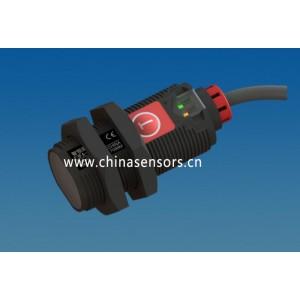 E3FA按键调节光电传感器 双指示灯灵敏度可调 欧姆龙同款