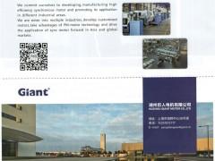湖州巨人电机有限公司  同步电机  伺服电机  永磁同步空压机 (1)
