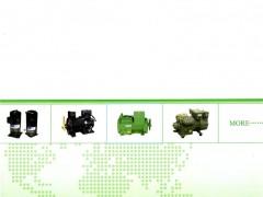 杭州谷轮制冷设备有限公司   半封闭制冷压缩机  水冷式冷凝机组  冷库两器 (1)