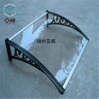 供应徐州亚威品牌选用拜耳新料专业做加工雕刻折弯质保pc耐力板