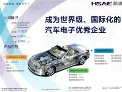 深圳市航盛电子股份有限公司    车载视听娱乐系统、智能导航及多媒体系统 (1)