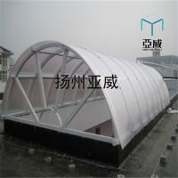 高邮厂家直销1-12mm透明乳白抗UV隔音PC耐力板顶棚