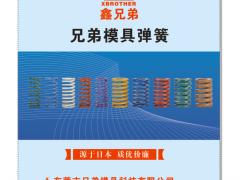 东莞市兄弟模具科技有限公司 厂家直模具弹簧 (1)
