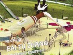 温州百夫长游乐设备有限公司    儿童游乐设备  健身器材 (1)