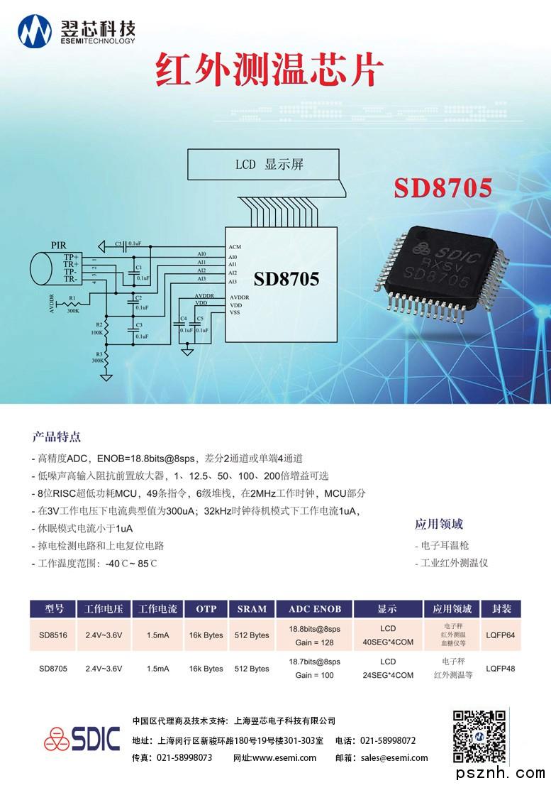 翌芯&晶华(传感器-变送器-专用芯片)-7