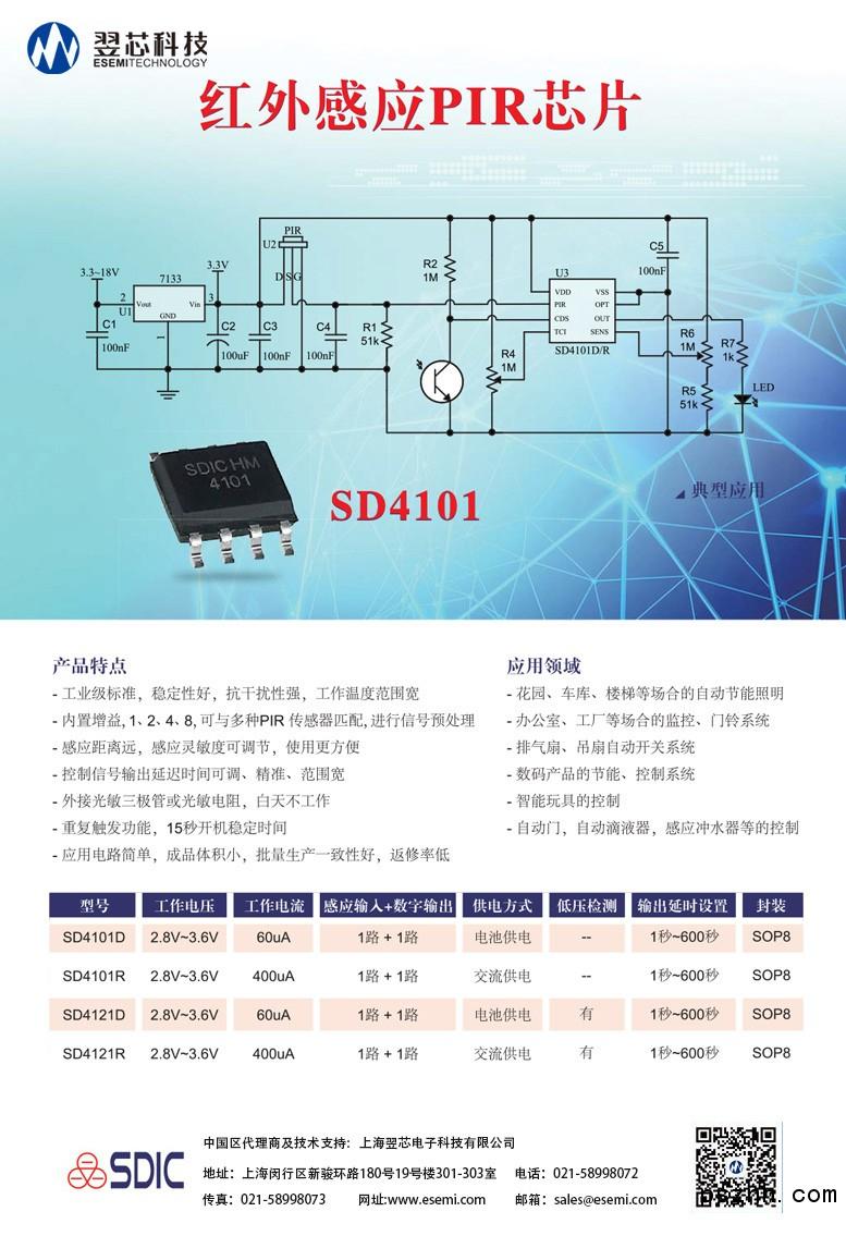 翌芯&晶华(传感器-变送器-专用芯片)-9