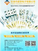乐清市盛荣电子有限公司 BNC头视频端子系列 BNC头全铜系列 SMA射频连接器 (1)