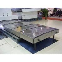 机床导轨钢板防护罩伸缩式机床护板