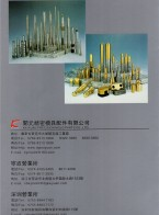開元精密模具配件有限公司   沖頭_成型沖頭_精密鎢鋼沖頭 (1)