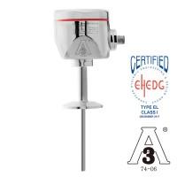 LEEG立格LG200-FRF卫生型温度变送器-3A认证