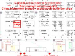 上海水展图说智能化一特一标展台为您推广,45平方展台专发图片会刊