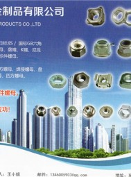 轩扬五金制品有限公司   法兰螺母_尼龙螺母_K型螺母 (1)