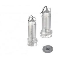 不锈钢精密铸造污水污物潜水电泵(丝口出水)