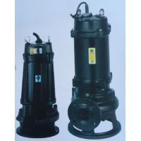 WQX、WQXD污水污物潜水电泵