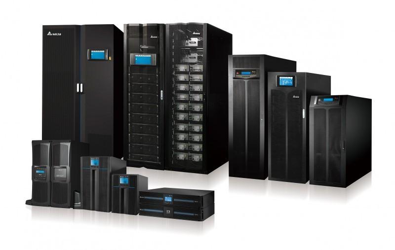 台达全系列UPS产品 提供高可靠的无间断电源保障
