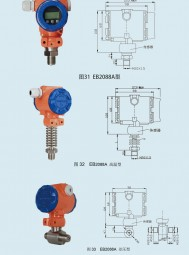EB2088A型标准压力变送器(选型) 上海恩邦