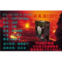 吉恒达4E-230HB 02 180/250°全金属工业风扇