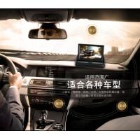 4.3寸折叠式车载显示器 二路视频 自动切换/超薄