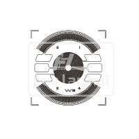 华兰海KA-系列电阻应变计 厂价直销